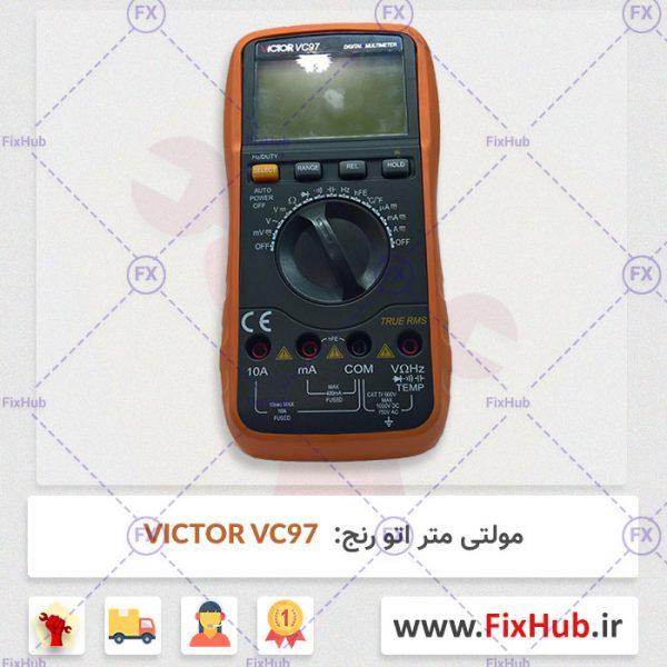 مولتیمتر اتورنج Victor VC97