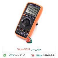 مولتی-متر--Victor-VC97