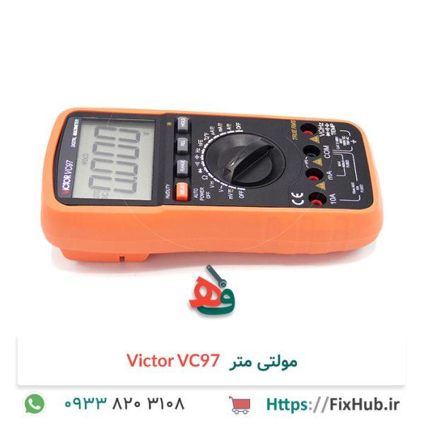 مولتی-متر--Victor-VC97-3